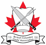 The British Columbia Chefs' Association Logo
